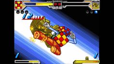 Kinnikuman Muscle Fight - Cubeman vs Sunshine