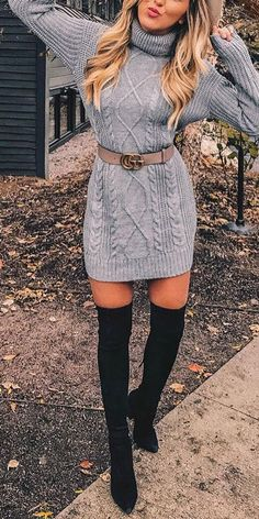 30 Pretty Winter Outfits You Can Wear on Repeat winter outfits casual winter casual winter styles casual winter outfit Winter Outfits For Teen Girls, Classy Winter Outfits, Winter Fashion Casual, Winter Outfits Women, Stylish Outfits, Fall Outfits, Winter Party Outfits, Casual Fall, Casual Party Outfits