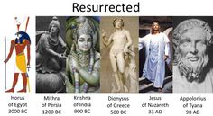 At the time, each religious cult hoped that this messiah would be from their religion. In order to be uncontested amongst their rival religions, one cult created their own messiah story and based it on knowledge from 100 years in the past so nobody would be able to contradict their story. In their own minds, they believed that this would give their story credibility versus the other messiah-like characters who were based on mythology.