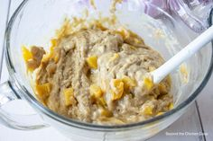 Homemade peach muffins made with canned peaches. These delicious muffins can be made year round using canned diced peaches. Quick and easy muffins with a detailed recipe to follow. These peach muffins are a perfect for breakfast, brunch or a midday snack. Peach Muffin Recipes, Fresh Peach Recipes, Peach Muffins, Peach Juice, Canned Peaches, Fruit Stands, Baking Flour, Brunch