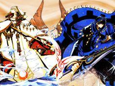 Touya and Yukito (Tsubasa: RESERVoir CHRoNiCLE)