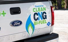 CNG vehicle wraps - Google Search This is on a Westport Innovations truck