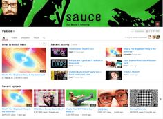 Vsauce - Strange questions, amazing answers! Thought Provoking, Universe, Facts, Activities, This Or That Questions, Amazing, Life, Outer Space