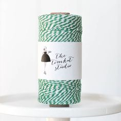 Green TomKat Twine | The TomKat Studio Shop