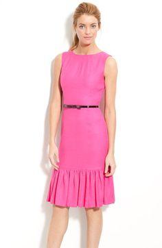 Pink Kate Spade dress