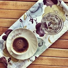 Turkish coffee @ Home