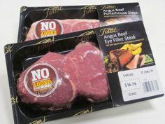 skin packaging angus beef