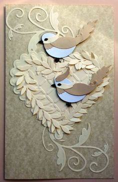Love Nest by Charminglycreative - Cards and Paper Crafts at Splitcoaststampers