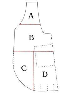 Hobo Shoulder Bag Tutorial & Pattern ~ Free-Tutorial.net Bag Pattern Free, Bag Patterns To Sew, Sewing Patterns Free, Sewing Tutorials, Free Sewing, Slouch Bags, Edge Stitch, Back Stitch, Fabric Bags