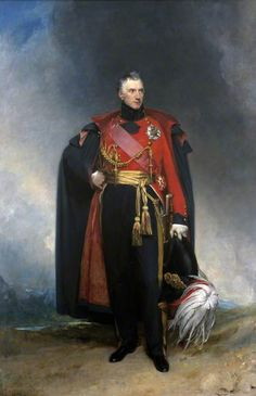 Portrait of Sir George Murray (1772–1846) by Henry William Pickersgill (British 1782–1875)