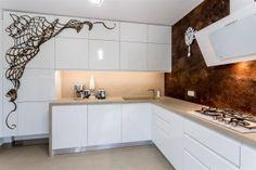 Kitchen interior design by DanaDragoiDesign Interior Design Kitchen, Master Bedroom, Kitchen Cabinets, Design Inspiration, House Design, Bucharest Romania, Home Decor, Master Suite, Decoration Home
