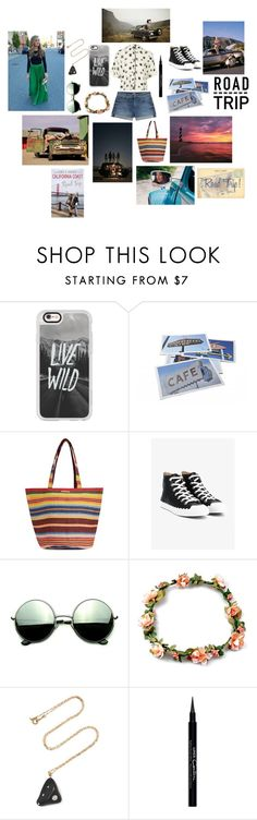 """ROAD TRIP"" by suwarnastyles ❤ liked on Polyvore featuring Casetify, Dot & Bo, Billabong, Chloé, Revo, CVC Stones and Givenchy"