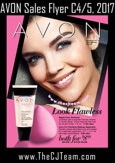 Avon Campaign 4/5, 2017 - Look Beautiful for Less Avon Sales Flyer.  Shop early, these are only available WHILE SUPPLIES LAST!  Shop Avon Campaign 4 & 5, 2017 Outlet online January 19 through February 15, 2017. #Avon #CJTeam #Campaign5 #Campaign4 #ShopNow #Sale #LookBeautifulForLess #WhileSuppliesLast #AvonFlyer Sell Avon Online @www.cjteam.us. Shop Avon Online @ www.thecjteam.com