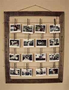DIY picture frames - Bing Images