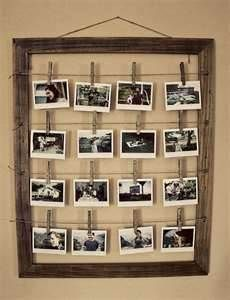 DIY picture frames - Bing Images