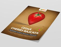 "Check out new work on my @Behance portfolio: ""Flyer - Česká cherry rajčata"" http://be.net/gallery/59300789/Flyer-Ceska-cherry-rajcata"