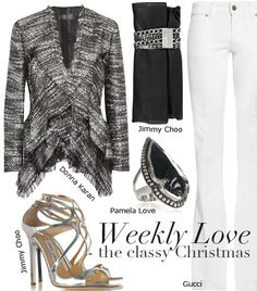 Weekly Love: a Classy Christmas