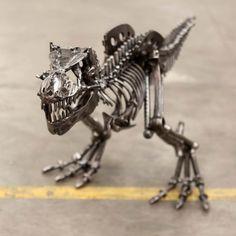 metal_art_t_rex                                                                                                                                                                                 More