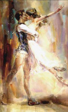 Painting by Anna Razumovskaya , from Iryna