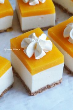 Food Cakes, Panna Cotta, Cake Recipes, Cheesecake, Food And Drink, Pudding, Cookies, Chocolate, Fruit