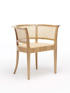 Kaare Klint's Legendary Faaborg Chair Turns 100. - Denmark's first modern design classic, the Faaborg chair, was designed in 1915.