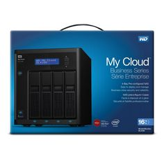 Amazon.com: WD 16TB My Cloud DL4100 Business Series Network Attached Storage - NAS - WDBNEZ0160KBK-NESN: Computers & Accessories