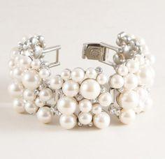 pulseira para noiva - Pesquisa Google