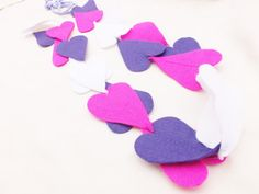Hearts from Etsy  by Wedding Creations Shop on Etsy