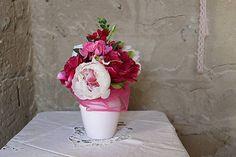 babetka / kvetinová dekorácia