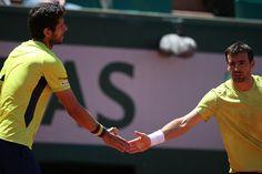Melo e Dodig, campeões de Roland Garros