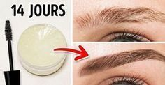 Today we will show you 20 simple beauty hacks that will help you to look best. Now you can learn beauty hacks that could help you taking care of yourself in a correct way that you can always look pretty and gorgeous. Makeup Salon, Skin Makeup, Makeup Eyebrows, Make Eyebrows Grow, Thick Eyebrows, Bad Eyebrows, Vaseline Eyebrows, Beauty Secrets, Beauty Makeup
