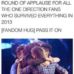 Well done Directioners. I love you all.. xx