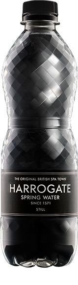 500ml Harrogate Spring Water - Nice packaging