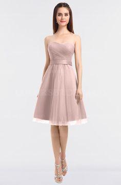 06e611c768 ColsBM Olivia - Pastel Pink Bridesmaid Dresses