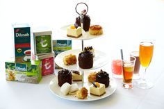 Tea-infused dish from The Dilmah Real High Tea Challenge in Perth