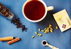 Ayurvedic Homemade Chai Tea or Latte - Powerful Healing - a collaboration between Glow Beauty Wellness and Spice Monger