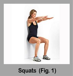 Wall Squat (Sentadilla de muro) Este ejercicio es uno de los grandes, puesto que trabaja integralmente todos los músculos de la parte inferior de nuestro cuerpo. Cabe mencionar que este ejercicio ha sido practicado por cientos de años en los Templos chinos. Por mencionar algunos de los muchos ...
