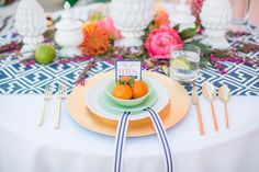 Photography: Aly Carroll - alycarroll.com  Read More: http://www.stylemepretty.com/2014/09/09/modern-and-preppy-elopement-shoot/