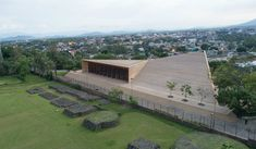 Teopanzolco Cultural Center | Isaac Broid + PRODUCTORA