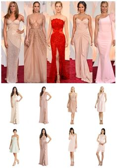 Rent the Oscars red carpet look from vowtobechic.com... Plus discover more bridesmaid dresses to rent at vowtobechic.com