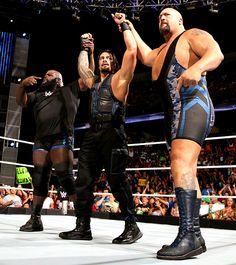 SmackDown 8/29/14: Roman Reigns vs Bray Wyatt