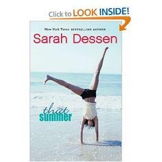 That Summer   Sarah Dessen