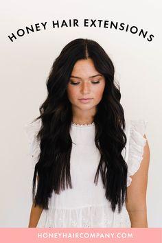 The best quality hair extensions. #hairgoals #hairinspo #brunette #darkbrownhair #darkbrunette #hairextensions #hair extensionbeforeandafter#2020hairtrends Hair Extensions Before And After, Dark Brunette, Honey Hair, Clip In Hair Extensions, Dark Hair, Hair Inspo, Hair Trends, Hair Goals, Long Hair Styles