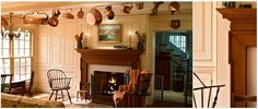 Early American Kitchen Design   An Early American Kitchen: For those who are interested in the concept ...