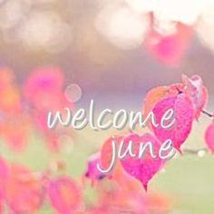 Bem-vindo Junho!
