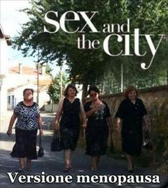 Sex and the City .....