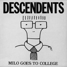 Descendents - Milo Goes to College (1982)