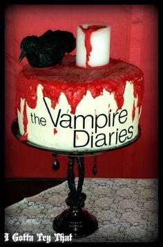 Vampire Diaries Party #vampirediaries