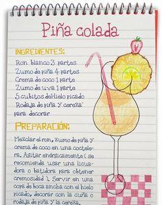 jeanclaudevolldamm: Piña colada