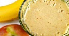 """Επίπεδη κοιλιά σε χρόνο ρεκόρ! Δείτε τον σπιτικό χυμό που """"καίει"""" το κοιλιακό λίπος Diet Recipes, Cooking Recipes, Healthy Recipes, Coconut Milk Nutrition, Health And Wellness, Health Fitness, Green Tea Recipes, Smoothie Drinks, Smoothies"""